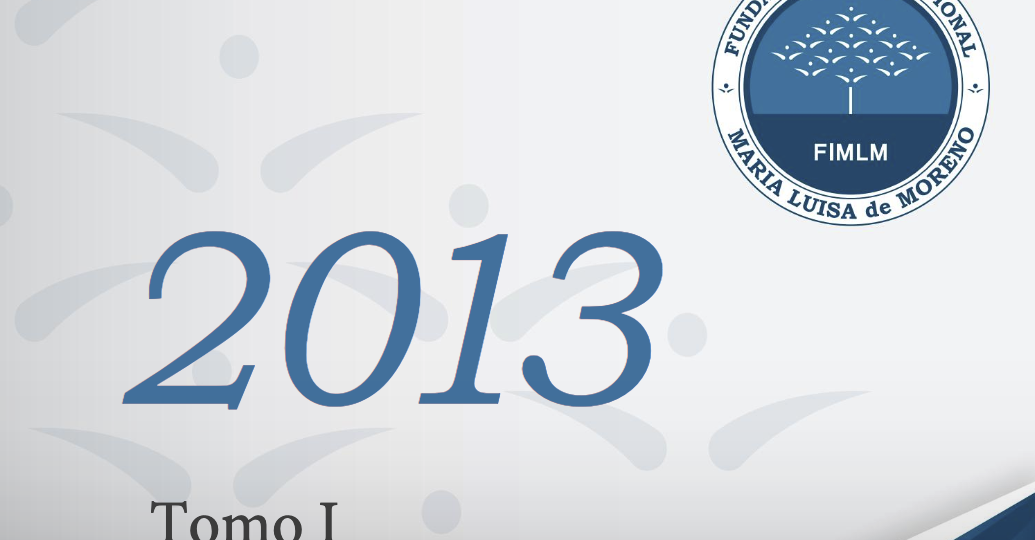 informe de gestion fimlm 2013