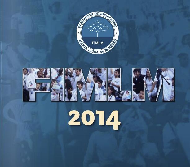 informe de gestion fimlm 2014