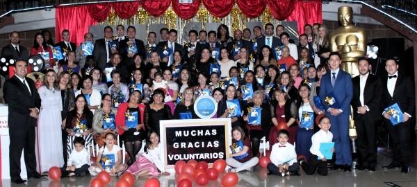 Dia del voluntario Ciudad de Mexico 26 01 19 10