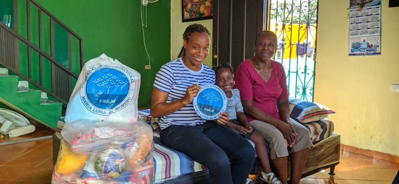Hasta los municipios de Condoto y el Medio San Juan en la cabecera municipal de Andagoya, en el departamento del Chocó, la Fundación Internacional María Luisa de Moreno realizó la entrega de ayuda humanitaria a familias que fueron afectadas por la ola invernal que afronta el país.