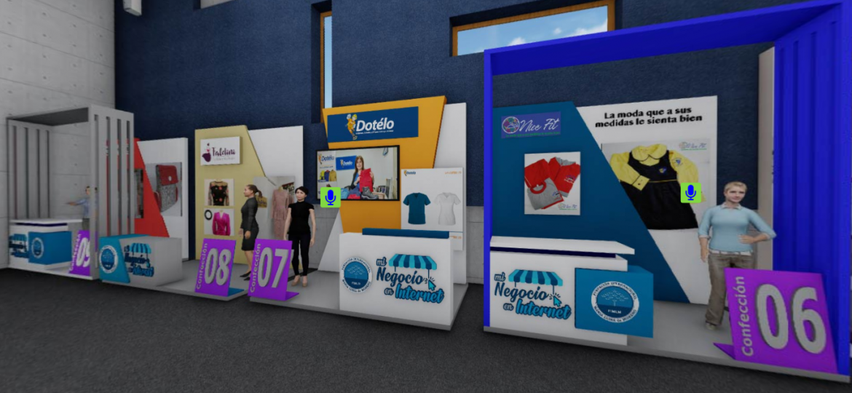 Feria virtual empresarial