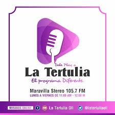 Logo La Tertulia