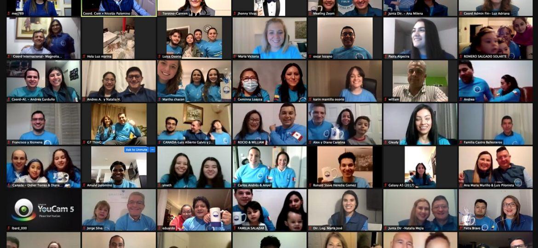 Celebración Día del Voluntario en Canadá