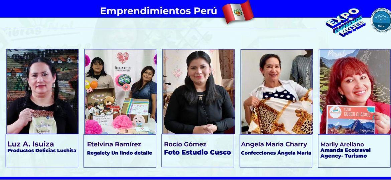 Expo Emprende Mujer Perú
