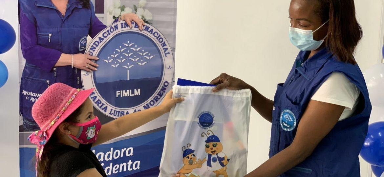 En Antofagasta Chile, celebramos la entrega de Kits Escolares