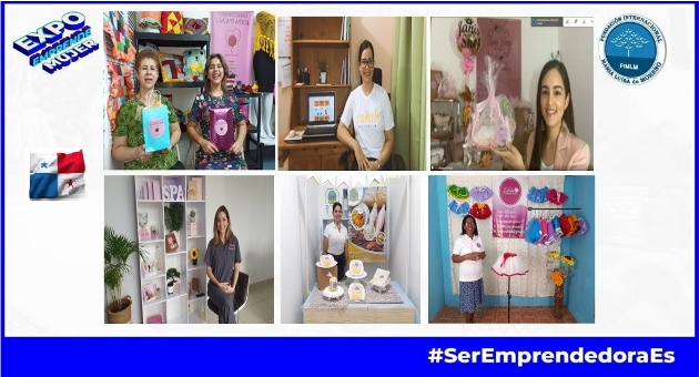 Expo emprende mujer
