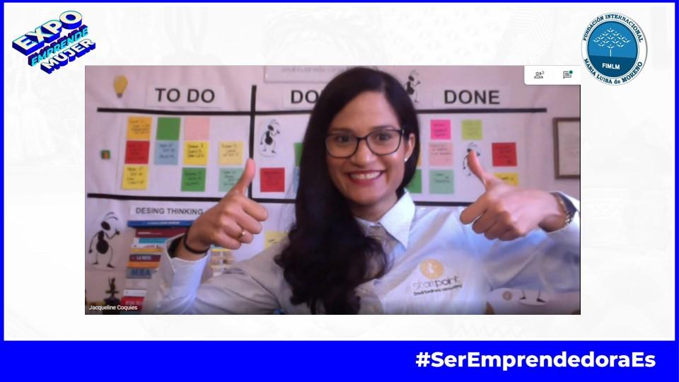 Startpoint SBC emprendimiento liderado por Jacqueline Coquies