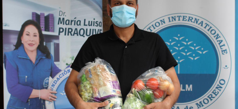 Más de 60 familias reciben ayudas alimentarias en la ciudad de Montreal(2)